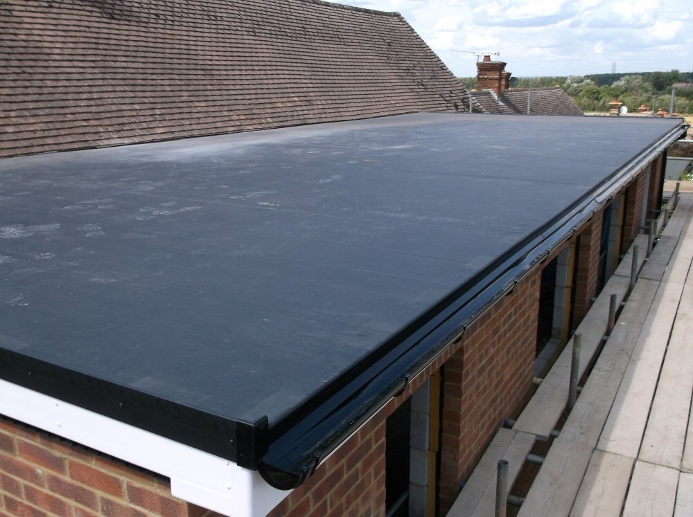 Fiberglass or other roofing material diynot forums for Roofing forum