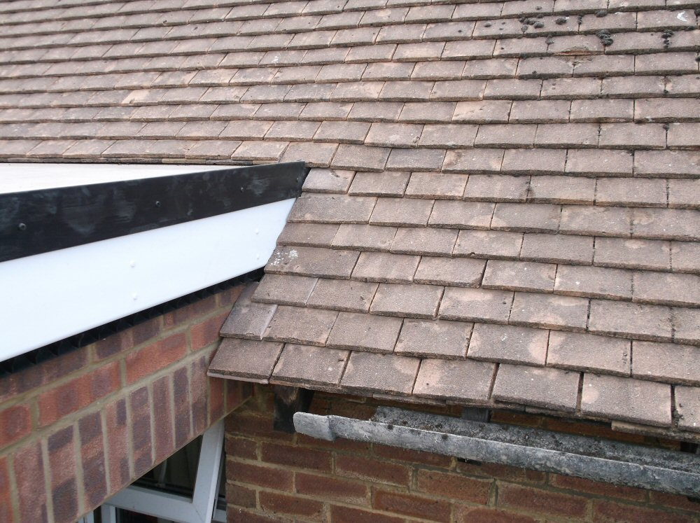 Flat Roof To Wall Detail Specifications For A Type A
